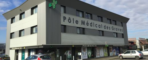 Pharmacie Riboulleau Jacquet, PODENSAC