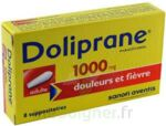 DOLIPRANE ADULTES 1000 mg, suppositoire à PODENSAC