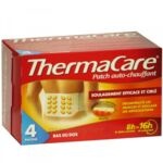 THERMACARE, pack 4 à PODENSAC