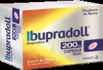 IBUPRADOLL 200 mg, capsule molle à PODENSAC