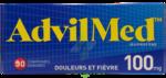 ADVILMED 100 mg, comprimé enrobé à PODENSAC