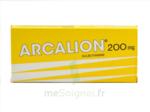 ARCALION 200 mg, comprimé enrobé à PODENSAC