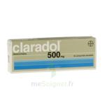 CLARADOL 500 mg, comprimé sécable à PODENSAC