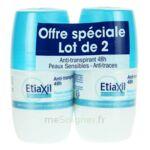 ETIAXIL DEO 48H ROLL-ON LOT 2 à PODENSAC