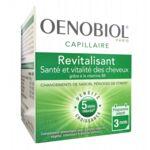 Oenobiol Capillaire Revitalisant 180 Gélules à PODENSAC