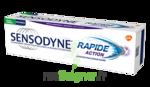 Acheter Sensodyne Rapide Pâte dentifrice dents sensibles 75ml à PODENSAC