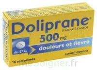 DOLIPRANE 500 mg Comprimés 2plq/8 (16) à PODENSAC