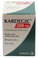 KARDEGIC 300 mg, poudre pour solution buvable en sachet à PODENSAC