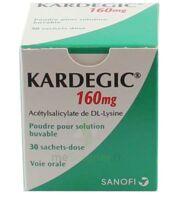 KARDEGIC 160 mg, poudre pour solution buvable en sachet à PODENSAC