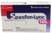 SPASFON LYOC 160 mg, lyophilisat oral à PODENSAC