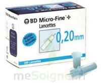 BD MICRO - FINE +, bt 200 à PODENSAC