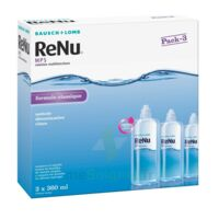 RENU MPS, fl 360 ml, pack 3 à PODENSAC