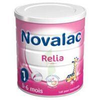 NOVALAC RELIA 1, 0-6 mois bt 800 g à PODENSAC