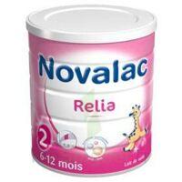 NOVALAC RELIA 2, 6-12 mois  bt 800 g à PODENSAC