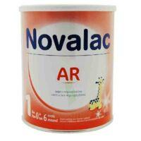 NOVALAC AR, 0-6 mois bt 800 g à PODENSAC
