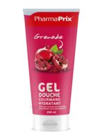 PHARMAPRIX Gel douche gourmand Grenade Tube de 200 ml à PODENSAC