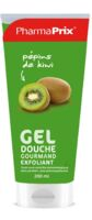 Pharmaprix Gel douche gourmand exfoliant Kiwi Tube 200 ml à PODENSAC