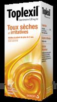 TOPLEXIL 0,33 mg/ml, sirop 150ml à PODENSAC
