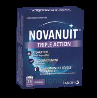NOVANUIT Triple action Gélules B/30 à PODENSAC