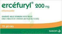 ERCEFURYL 200 mg Gélules Plq/12 à PODENSAC