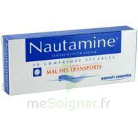 NAUTAMINE, comprimé sécable à PODENSAC