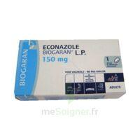 ECONAZOLE BIOGARAN L.P. 150 mg, ovule à libération prolongée à PODENSAC
