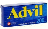 ADVIL 200 mg, 20 comprimés enrobés B/20 à PODENSAC