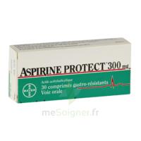 ASPIRINE PROTECT 300 mg, comprimé gastro-résistant à PODENSAC