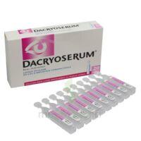DACRYOSERUM SOL OPHT DOS5ML 20 à PODENSAC