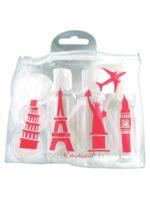 Kit flacons de voyage à PODENSAC