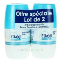 ETIAXIL DEO 48H ROLL-ON LOT 2 à PODENSAC