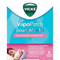VICKS VAPOPATCH ENFANTS à PODENSAC