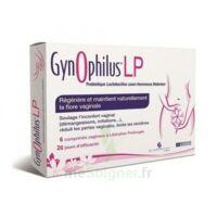Gynophilus LP Comprimés vaginaux B/6 à PODENSAC