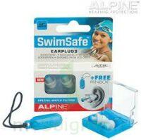 Bouchons d'oreille SwimSafe ALPINE à PODENSAC