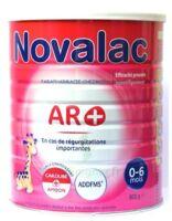NOVALAC ar+ 0-6 mois à PODENSAC