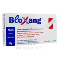 BLOXANG Eponge de gélatine stérile hémostatique B/5 à PODENSAC