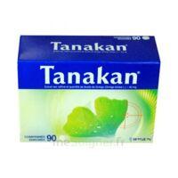 TANAKAN 40 mg, comprimé enrobé PVC/alu/90 à PODENSAC