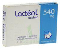 LACTEOL 340 mg, poudre pour suspension buvable en sachet-dose à PODENSAC