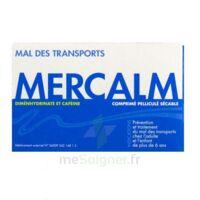 MERCALM, comprimé pelliculé sécable à PODENSAC