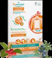 Puressentiel Articulations et Muscles Emplâtre chauffant 14 huiles essentielles XXL à PODENSAC