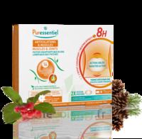 Puressentiel Articulations et Muscles Patch chauffant bas du dos 14 huiles essentielles à PODENSAC