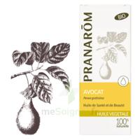 PRANAROM Huile végétale bio Avocat à PODENSAC