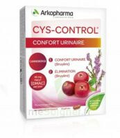 CYS-CONTROL ARKOPHARMA x 20 GELULES à PODENSAC