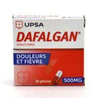 DAFALGAN 500 mg Gélules 2plq/8 (16) à PODENSAC