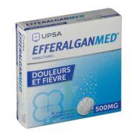 EFFERALGANMED 500 mg, comprimé effervescent sécable à PODENSAC