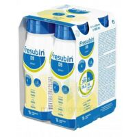 FRESUBIN DB DRINK, 200 ml x 4 à PODENSAC