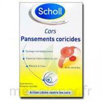 Scholl Pansements coricides cors à PODENSAC