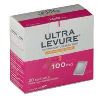 ULTRA-LEVURE 100 mg Poudre pour suspension buvable en sachet B/20 à PODENSAC