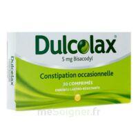 DULCOLAX 5 mg Comprimés enrobés gastro-résistants Plq/30 à PODENSAC