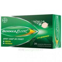 Beroccaboost Comprimés effervescents B/20 à PODENSAC